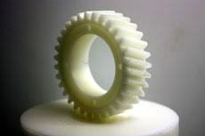 Plastbearbetning av konstruktionsplast