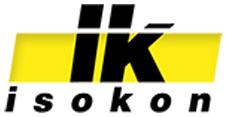 Isokon logotyp